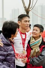 陳國強跑完24小時賽