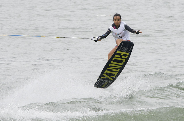 Wakeboard Womens Finals (SIN)