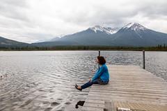 Banff - Vermillion Lakes 6 (Sean Maynard) Tags: canada mountains nationalpark dock alberta banff banffnationalpark vermillionlakes