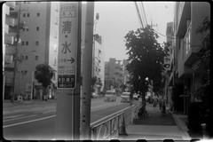 Kodak Pony with Angenieux 45mm F:3,5 (mijabi) Tags: bw japan tokyo blackwhite kodak pony   35 45mm angenieux sumidaku