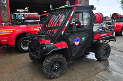 FDNY ATV 154 (Triborough) Tags: nyc newyorkcity ny newyork chelsea firetruck atv fireengine statenisland fdny johndeere richmondcounty brushtruck newyorkcityfiredepartment atv154