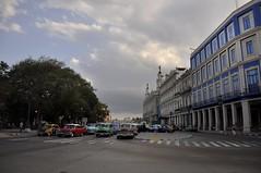 Hotel Telégrafo, Parque Central