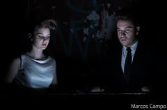 El Alamn 20 (Macamdu) Tags: portrait luz strange dark scary faces retrato scene scifi terror ritual caras miedo
