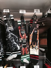 Do Doc, Bird and Iverson get a cut of this? (Art By Pem Photography: Tao Of The Wandering Eye) Tags: usa basketball socks popculture nba whimsical larrybird tubesocks drj juliuserving alleniverson