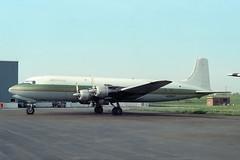 N2904F Douglas C-118A K&C Corporation (pslg05896) Tags: detroit ypsilanti douglas yip willowrun dc6 c118 kyip n2904f kccorportation