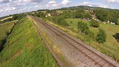 260. D7076 Didbrook 1. GWR Diesel Gala. 25-Jul-15. Ref-D112-P260 (paulfuller128) Tags: train diesel railway gloucestershire winchcombe locomotive gala cheltenham warwickshire gwr 2015 hailes toddington