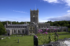 St Davids Cathedral (orrellsphoto) Tags: wales cathedral pembrokeshire stdavids