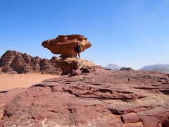In Wadi Rum!