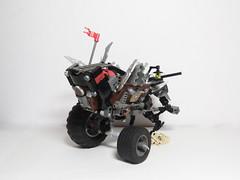 Merchant Ligon (Johann Dakitsch) Tags: toy lego creation fantasy bionicle moc agori matoran postapoc