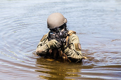 special forces in the water (zabielin) Tags: trooper ford water infantry river soldier army austria marine war uniform gun force military rifle assault special german armor pistol raid federal spec troops operator weapons nato forces ops commando austrian jager task firearms armed bundeswehr warfare tactical recon bundesheer reconnaissance obh jagdkommando jakdo