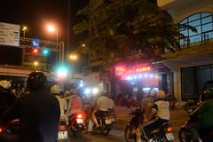AND_7139 (GreatWaffle) Tags: vietnam vietnamese asia travel hochiminh city night scooter traffic car abundance crazy unsafe
