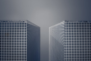 Towers Blue