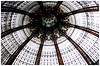 Paris - Galeries Lafayette (na_photographs) Tags: cupola kuppel dome glas roof landmark sightseeing tourism travel holidays