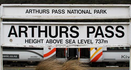 Arthurs Pass Stop 2