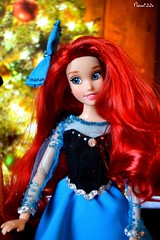 (AlexandraBonn) Tags: ariel marmaid disney dolls