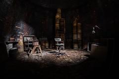 inside the brick kiln.. (salmonmark10) Tags:
