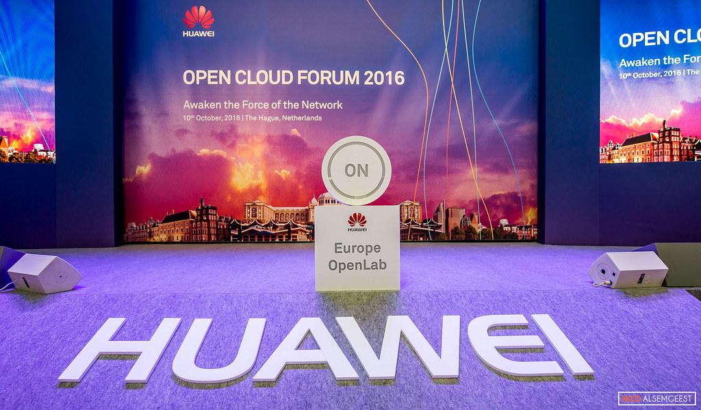 Huawei Open Cloud Forum 2016