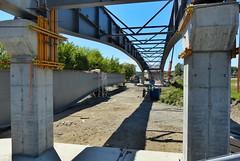 P1380408 DK 15 Brodnica. Poland (stapaw) Tags: kujawsko pomorskie kuyavian pomeranian most bridge budowa construction wiadukt viaduct