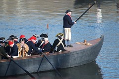 Crossing the Delaware (avflinsch) Tags: ifttt 500px george washington history new jersey boat water delaware river pennslyvania