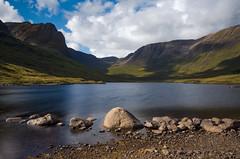 Loch Coire Nan Arr Reservoir (Photography Revamp) Tags: green lochcoirenanarr reservoir scotland gb uk loch landscape