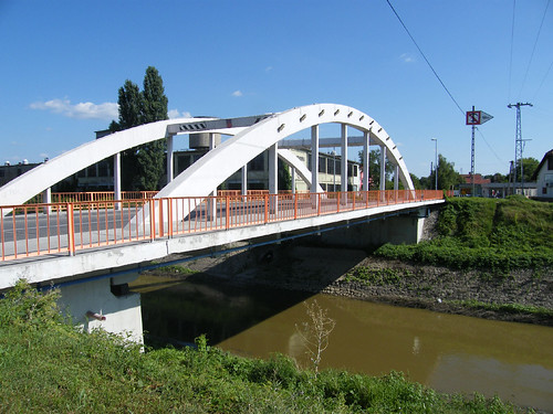 Simontornya, Sió-híd