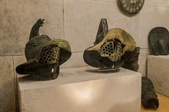 Helms of Gladiators (silverfox_hwz) Tags: campania capua santamariacapuavetere amphitheatre anfiteatro ancientcapua gladiator gladiatormuseum