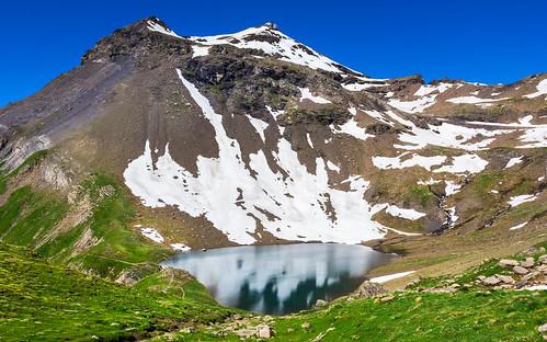 Jezero Grauseeroli, Schilthorn (2970 m)