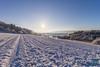 Snow in Gottmadingen (felix.hohlwegler) Tags: schnee snow germany sun himmel sky photography landscape landscapephotography landschaftsfotografie landschaft canon canoneos canoneos7d feld hegau