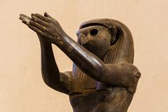 Horus (joseluiscel (Aviapics)) Tags: horus falcon egypt egipto halcón museodellouvre louvre paris