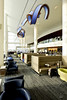 Lounge decor (A. Wee) Tags: delta airlines 达美航空 skyclub lounge seattle 西雅图 sea airport 机场 seatac