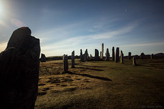 Millions of miles from home (OR_U) Tags: 2017 oru uk scotland lewisandharris isleoflewis calanais clachanchalanais standingstonesofcallanish night nightphotography stars midnight coldplay heritage fullmoon stones bronzeage