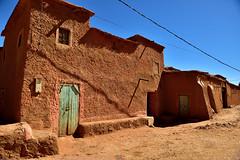Pre-Saharan land (T Ξ Ξ J Ξ) Tags: morocco aitbenhaddou d750 nikkor teeje nikon2470mmf28