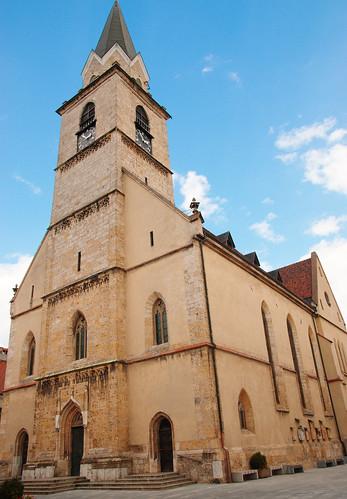 Kranj old town