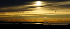 Silence is Golden (JamieHaugh) Tags: clevedon northsomerset england sony a6000 sunset sun sky clouds evening coast silhouette sea water outdoors bristolchannel estuary channel silence golden uk nature