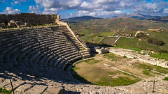 Segesta-32 (aramshelton) Tags: sicily greek segesta ancient greektheater