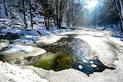 (Andreas.W.) Tags: aisttal aist feldaisttal feldaist wartberg mühlviertel bach creek wintermorgen wintermorning winterlandscape winterlandschaft sunrays sunrise flusslandschaft riverside riverscape riverlandscape