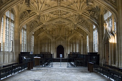 Divinity School (dopiaza) Tags: uk school england library oxford oxfordshire divinity bodleian bodleianlibrary divinityschool