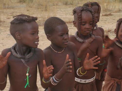 Himba village -  Namibia