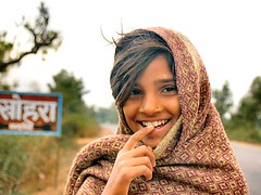 P1010405 - Shephard's Daughter (Sam's Exotic Travels) Tags: new people india sam delhi capital sams travelphotos samsays samsexotictravelphotos exotictravelphotos samsayscom peoplesofindia samstearman