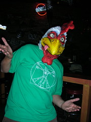 Cluck Cluck (kellogg) Tags: friends people me tampa drinking ybor boneyard