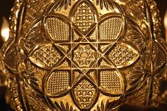 Glass bowl (mandala) (roddh) Tags: glass gold antique objects bowl mandala backlighting roddh