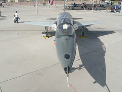 T-38C 47 FTW (planephotoman) Tags: xl northrop aetc t38c 47ftw redbulls aviationnation05 laughlinafb 68217 87fts 688217