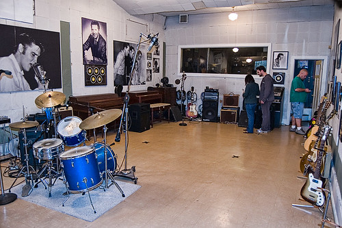 Sun Studio by RoninVision.