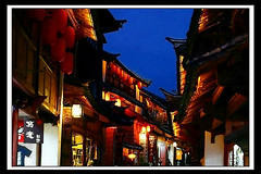 (hk_traveller) Tags: world 2003 china trip travel blue winter vacation color heritage night canon 50mm photo interestingness interesting asia flickr 300d canon300d unesco traveller explore turbo  top100 yunnan 90 lijiang     douban top500 interestingness90 i500 turbophoto colorphotoaward