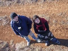 Vanuit de jachthut (Louis Debruyne) Tags: 2006 jana mayne krokus