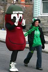 Beantown! (courtesy of Nobuko) (mystera) Tags: parade stpatricksday southboston beantown