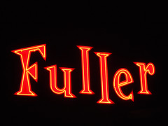 Fuller (Curtis Gregory Perry) Tags: old light usa signs classic luz glass sign night america vintage licht march us washington neon glow state pacific northwest bright lumire united tube tubes 2006 ne retro signage wa glowing states dying luce muestra important fuller signe sinal neons  zeichen chehalis non segno     teken     glowed    neonic
