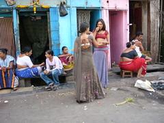 Prostitutes, Mumbai