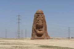 D969_074 (ShimonZ) Tags: d969 impressions blogged פסל במדבר sculpture
