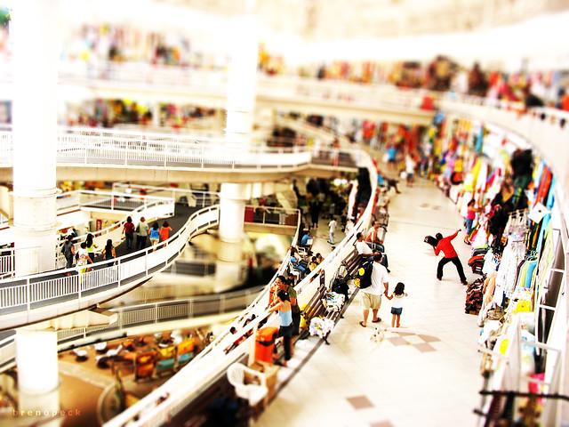 Mercado em Miniatura